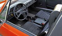 Porsche 914/4, Cockpit, Lenkrad
