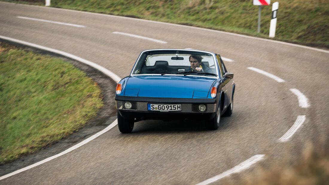 Porsche 914/6, Exterieur