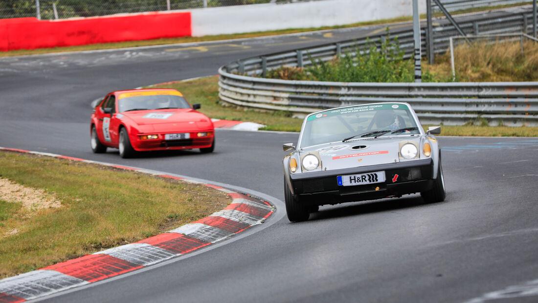 Porsche 914/6 GT - Startnummer 914 - 24h Classic - 24h Rennen Nürburgring - Nürburgring-Nordschleife - 25. September 2020