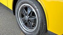 Porsche 914/6, Rad, Felge