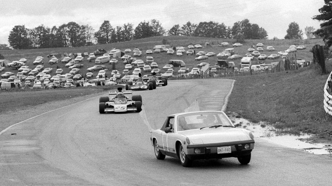 Porsche 914 - GP Kanada 1973 - Mosport Park