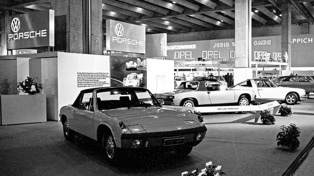 Porsche 914 IAA 1969