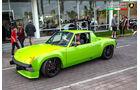 Porsche 914 - Supercar Show - Lamborghini Newport Beach