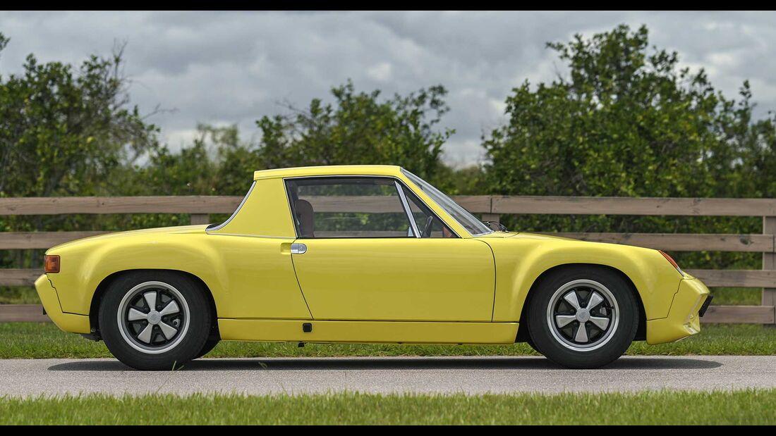 Porsche 916 (1972) Louise Piëch