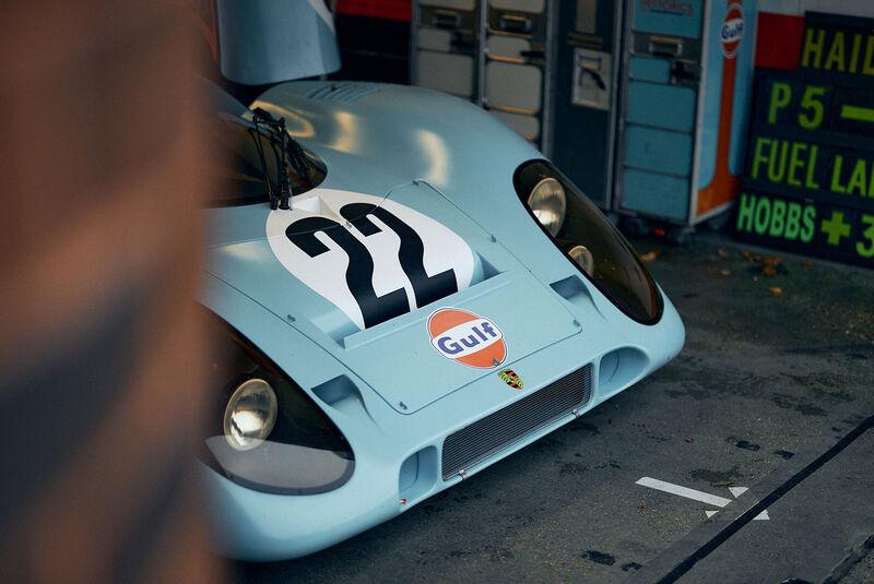 Porsche 917-031/026 KH (1970) Gulf