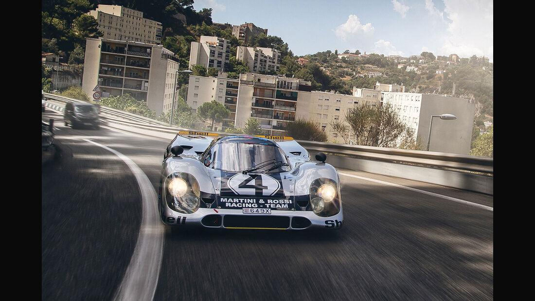Porsche 917-037 Claudio Roddaro
