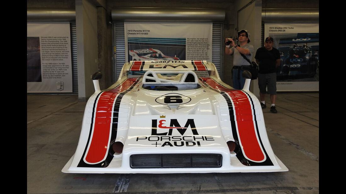 Porsche 917-10 CanAm - Monterey Motorsports Reunion 2016 - Laguna Seca