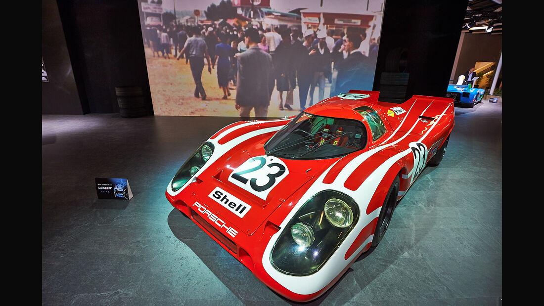 Porsche 917 - Autosalon Genf 2014