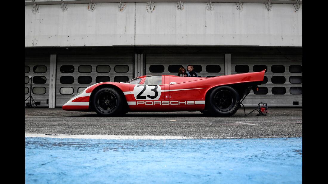 Porsche 917 Kurzheck Coupé - Hockenheim 2013