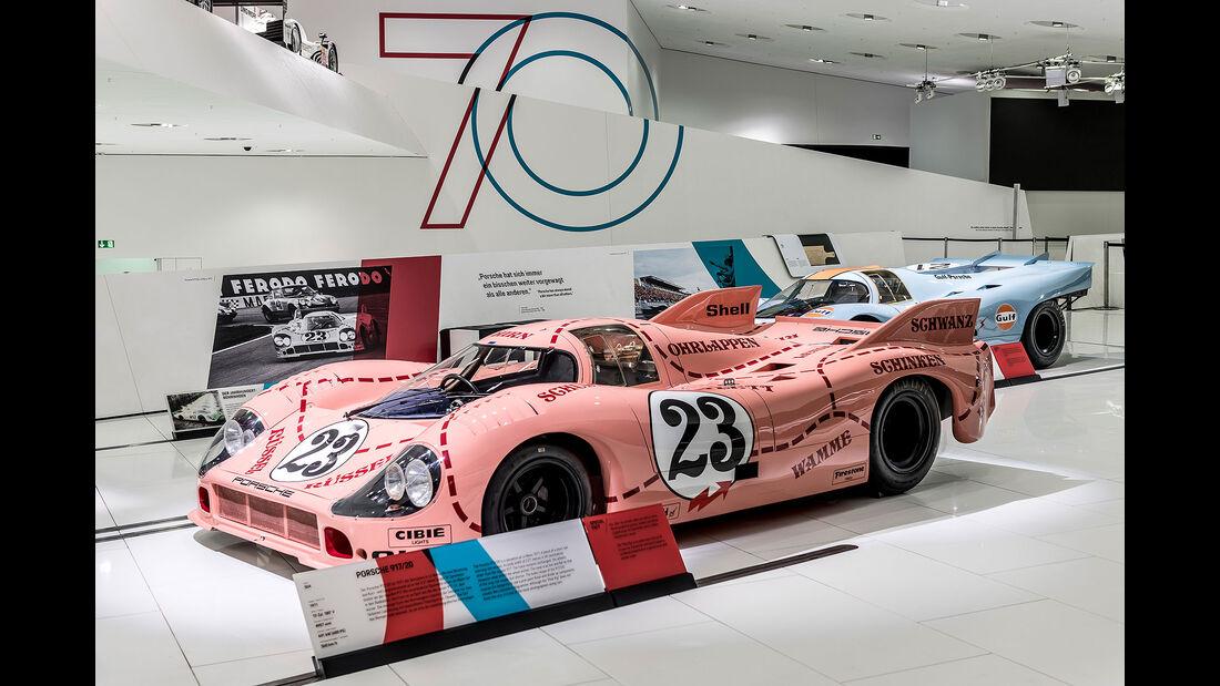 Porsche 917 Museum