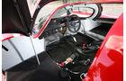 Porsche 917-Nachbau, Cockpit