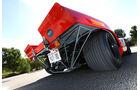 Porsche 917-Nachbau, Heck, Rad