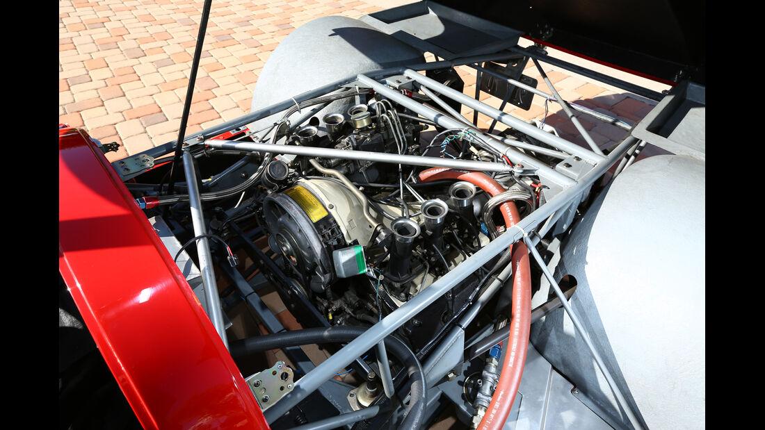 Porsche 917-Nachbau, Motor