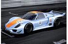 Porsche 918 - Durci Photoshop Studie