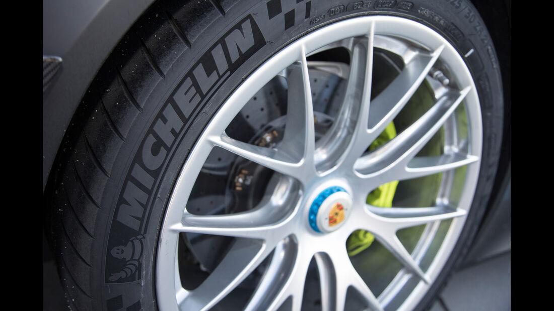 Porsche 918, Nürburgring, Rad, Felge