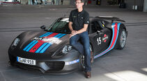 Porsche 918, Nürburgring, Walliser