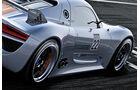 Porsche 918 RSR, Detail