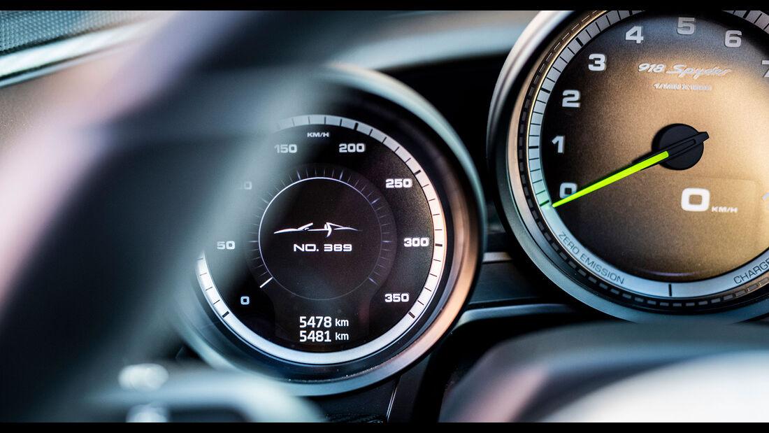 Porsche 918 Spyder (2014)