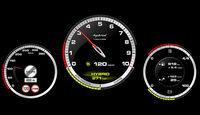 Porsche 918 Spyder Armaturen