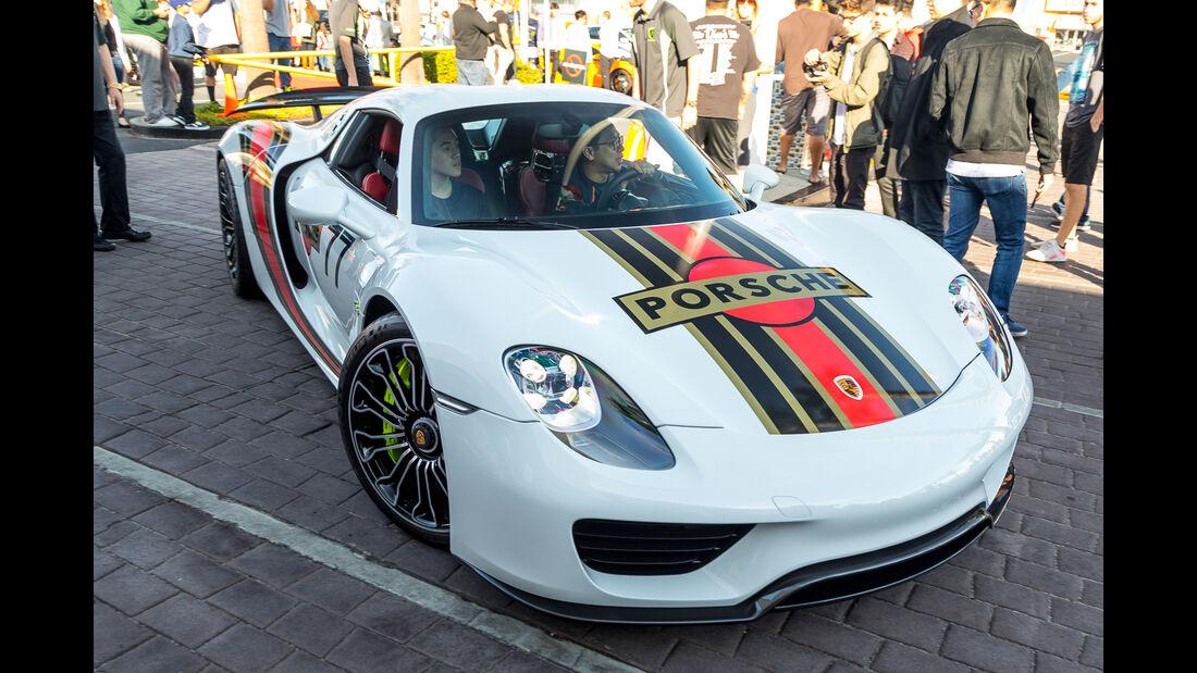 Porsche 918 Spyder - Newport Beach Supercar Show 2018