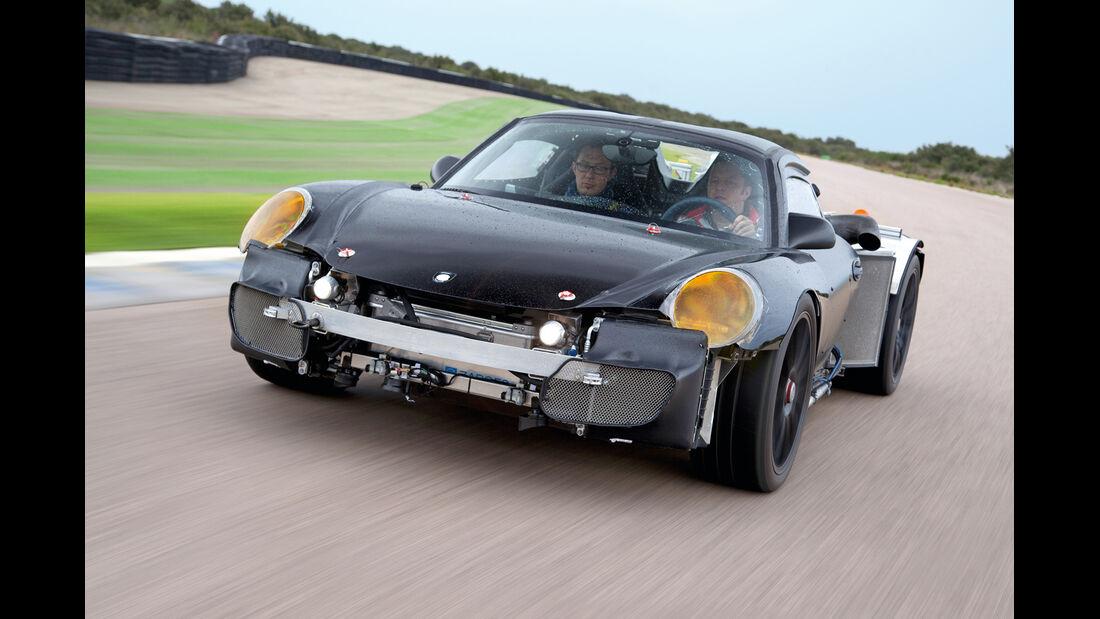Porsche 918 Spyder, Prototyp