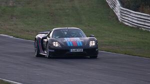 Porsche 918 Spyder Rekordfahrt Nordschleife