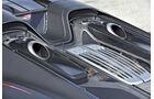 Porsche 918 Spyder, Toppipes