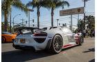 Porsche 918 - Supercar Show - Lamborghini Newport Beach