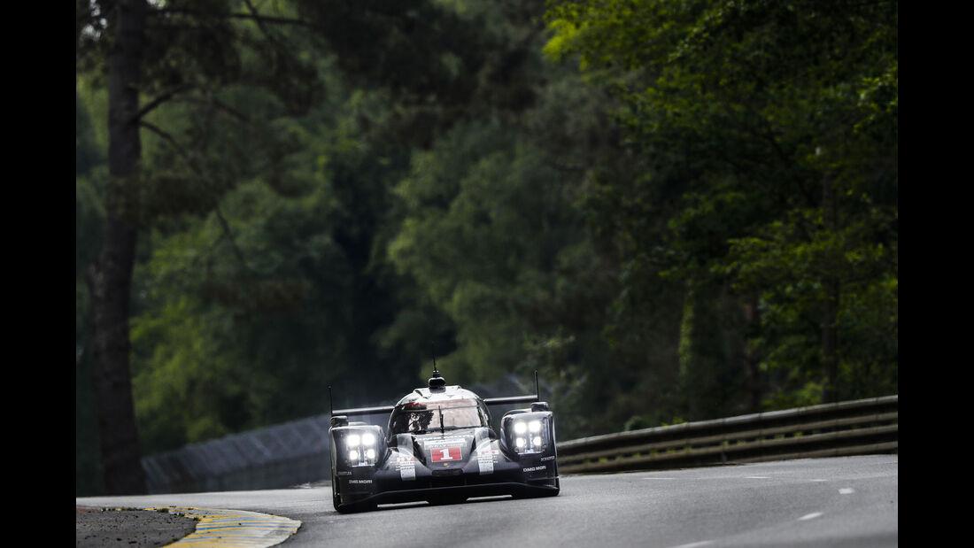 Porsche 919 Hybrid - #1 - 24h Le Mans - Sonntag - 19.06.2016