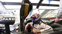 Porsche 919 Hybrid (2015) - LMP1 - Marc Webber - Testfahrten - Bahrain - Februar 2015