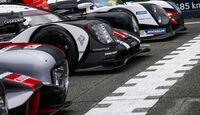Porsche 919 Hybrid - 24h Le Mans Vortest - 2016