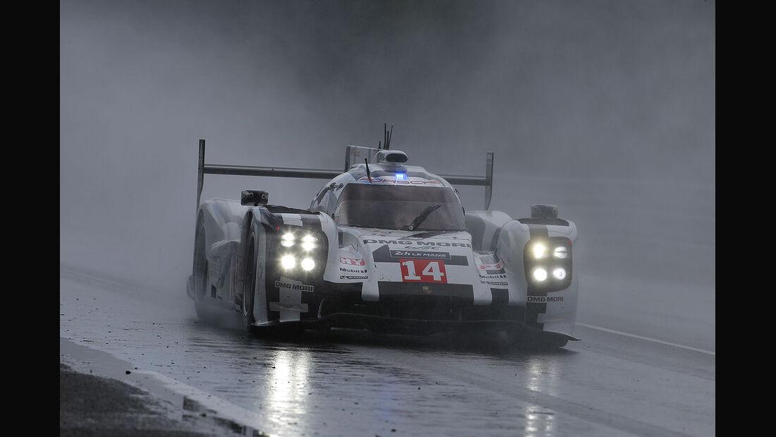 Porsche 919 Hybrid - 24h-Rennen - Le Mans 2014