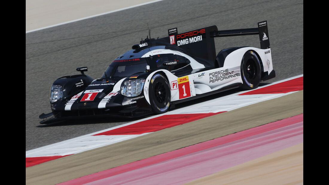 Porsche 919 Hybrid - Bahrain 2016