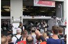 Porsche 919 Hybrid - LMP1 - Startnummer #2 - WEC - Nürburgring - 6-Stunden-Rennen - Sonntag - 24.7.2016