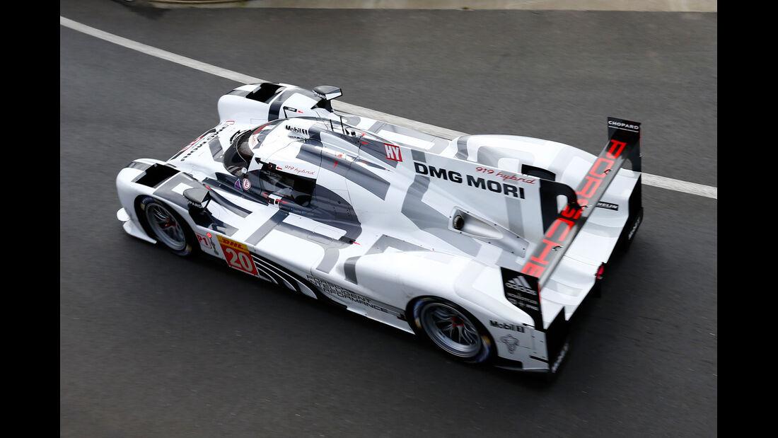 Porsche 919 Hybrid - LMP1 - WEC/Le Mans 2014