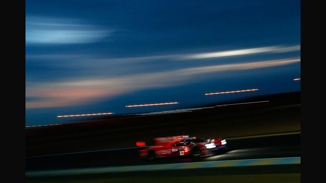 Porsche 919 Hybrid - Startnummer #17 - 24h Rennen Le Mans - 1. Qualifying - Mittwoch 10.6.2015