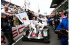 Porsche 919 Hybrid - Startnummer #2 - 24h-Rennen Le Mans 2016