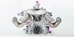 Porsche 919 Hybrid V4 Motor