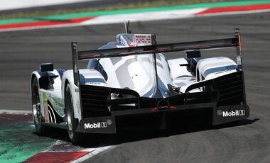Porsche 919 Hybrid - WEC Nürburgring 2015