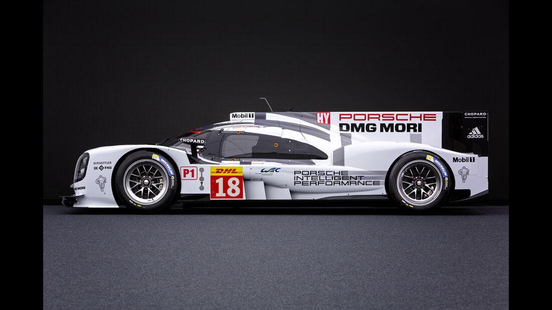 Porsche 919 Hybrid - WEC - Sportwagen-WM