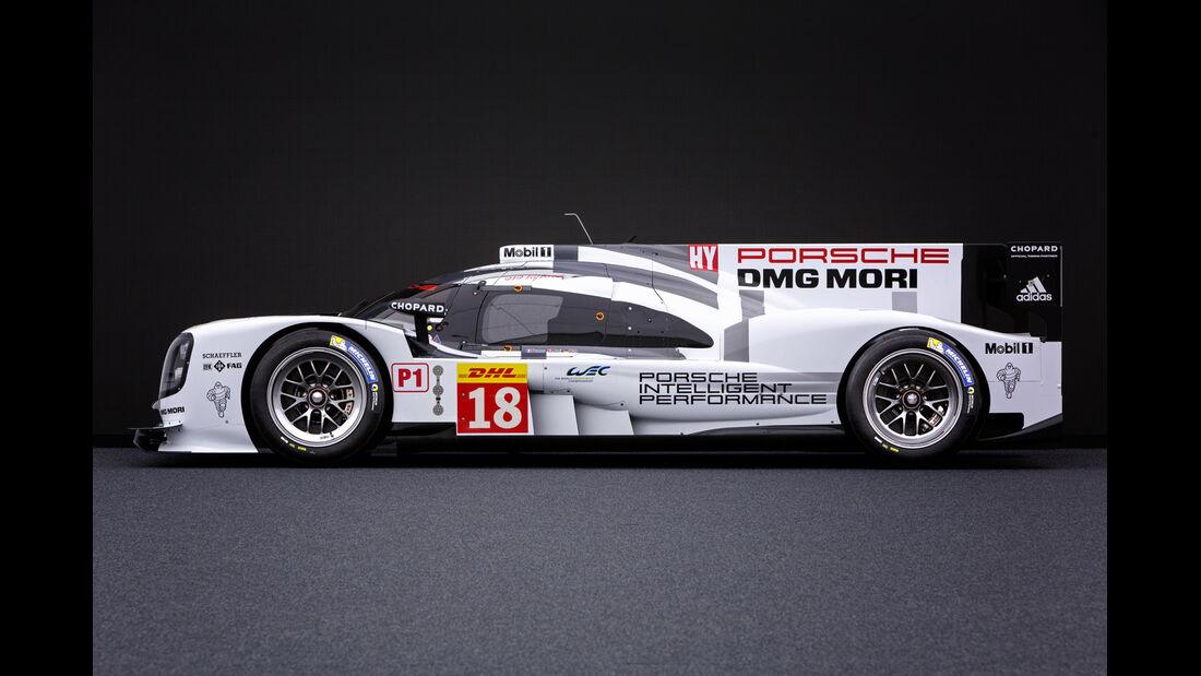 Porsche 919 - WEC - 2015