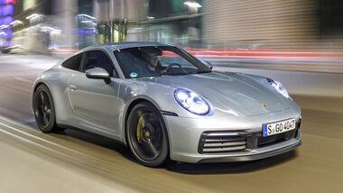 Porsche 922 Carrera 4S, Exterieur
