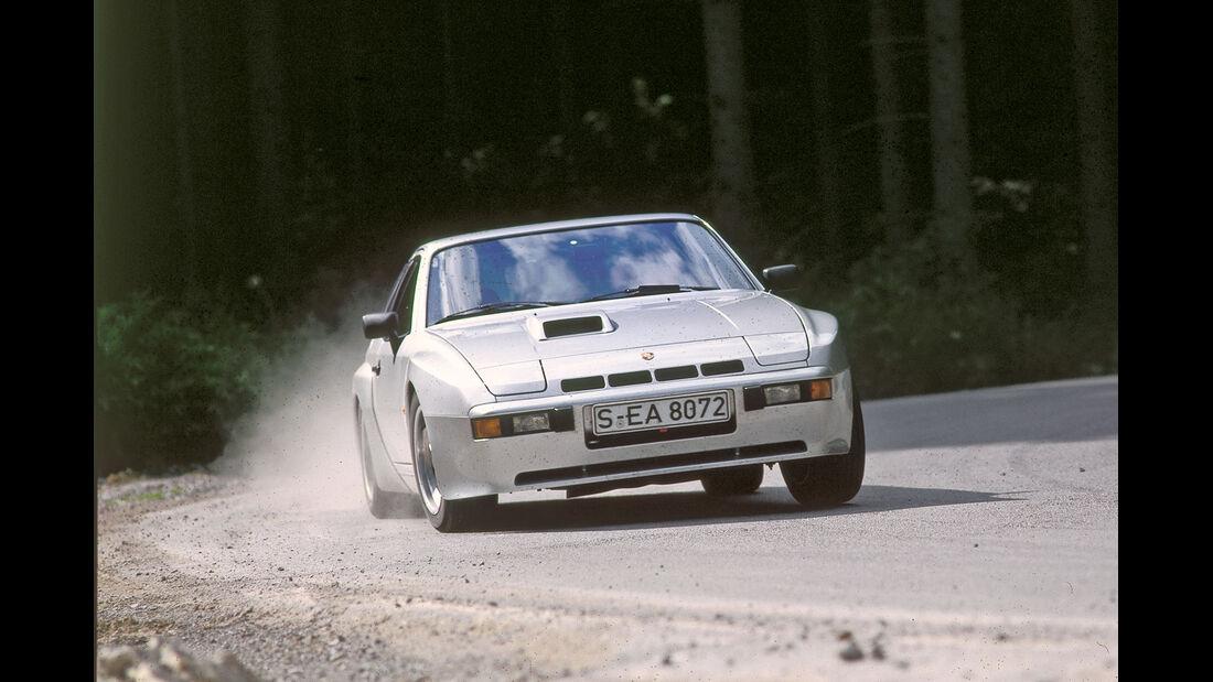 Porsche 924 Carrera GT