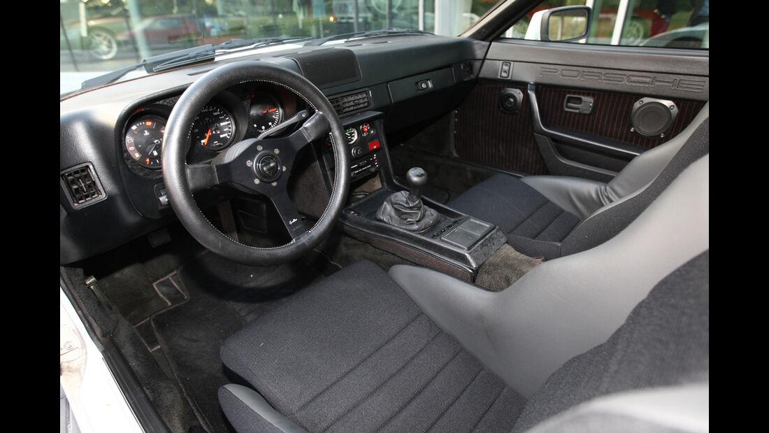 Porsche 924 Carrera GT mit 924 GTS-Sitzen