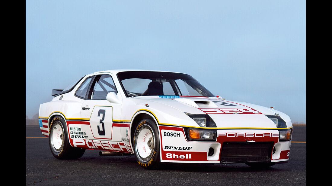 Porsche 924 Carrera GTP