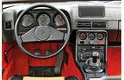 Porsche 924, Cockpit, Lenkrad