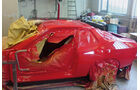 Porsche 924, Deteil, Karosserie