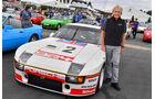 Porsche 924 GTP Derek Bell 44. AvD Oldtimer Grand Prix 2016