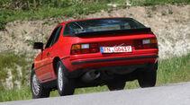 Porsche 924 Heck