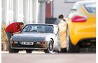 Porsche 924, Porsche Cayman S, Sebastian Renz